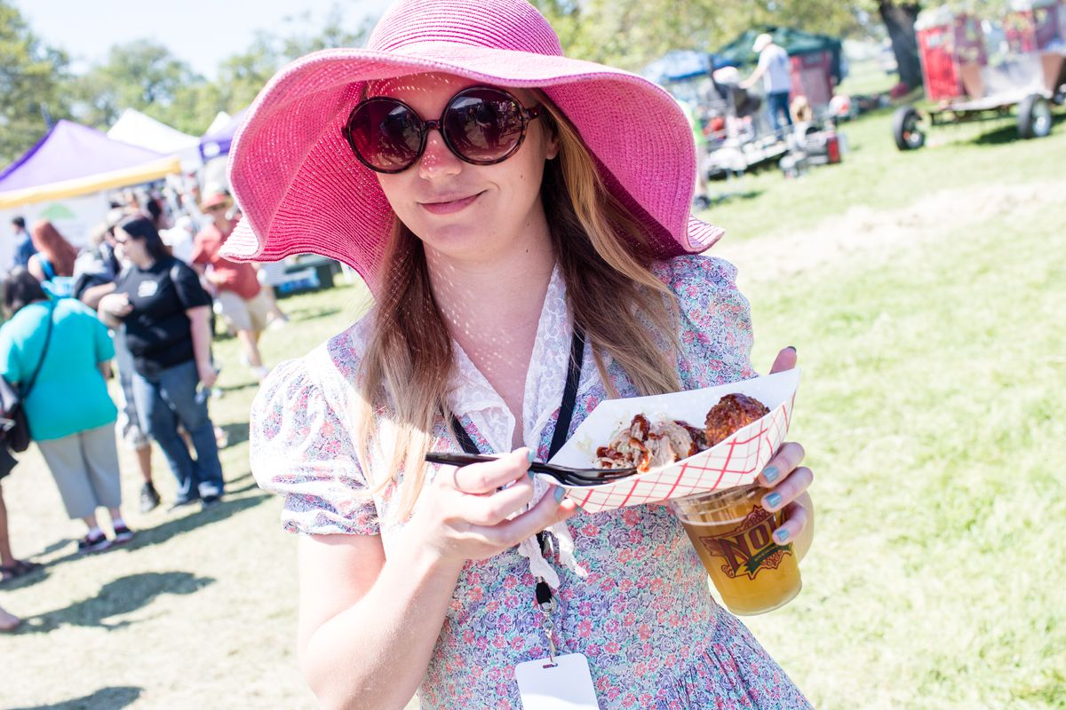 Festin' at Hogs for the Cause