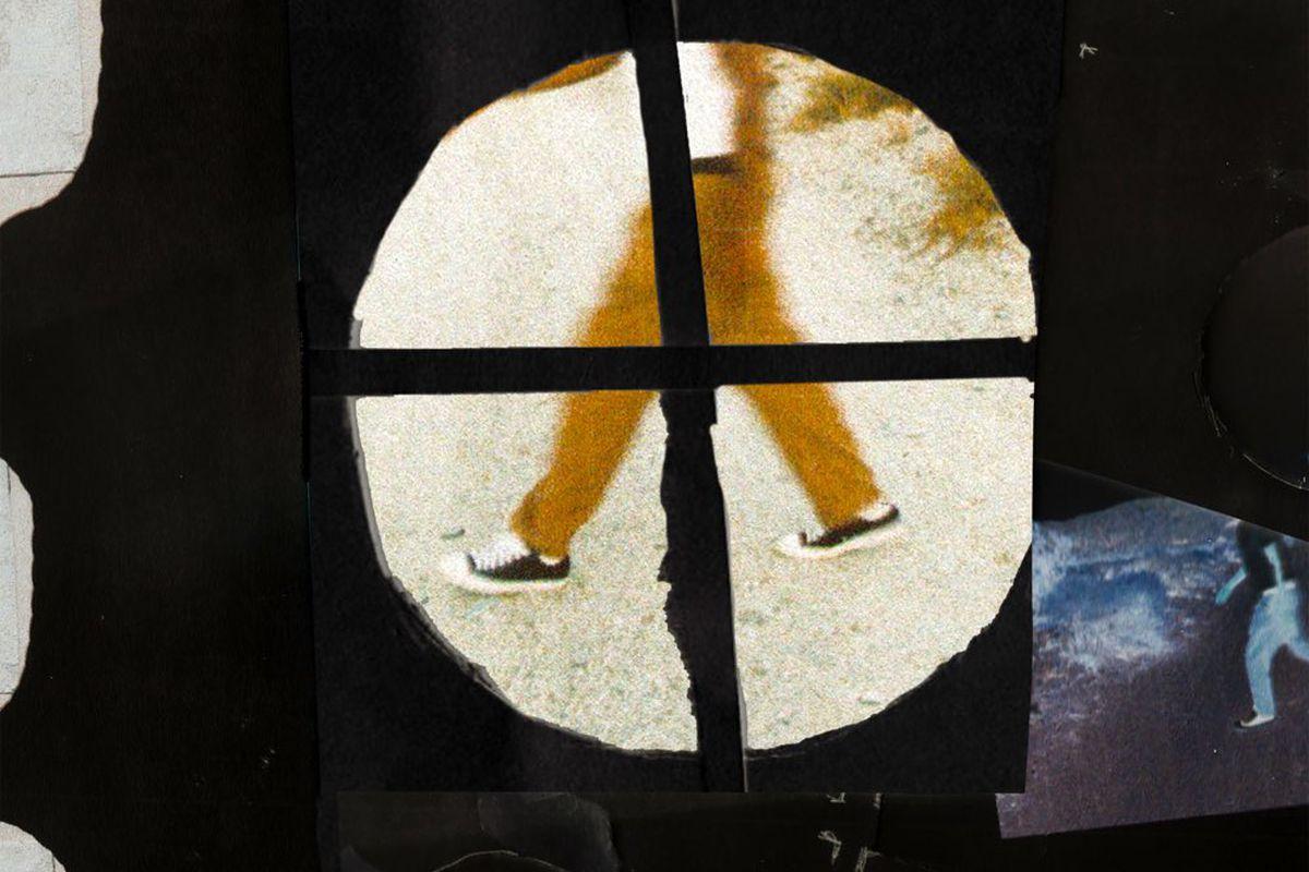 "Brent Faiyaz ""Dead Man Walking"" artwork"