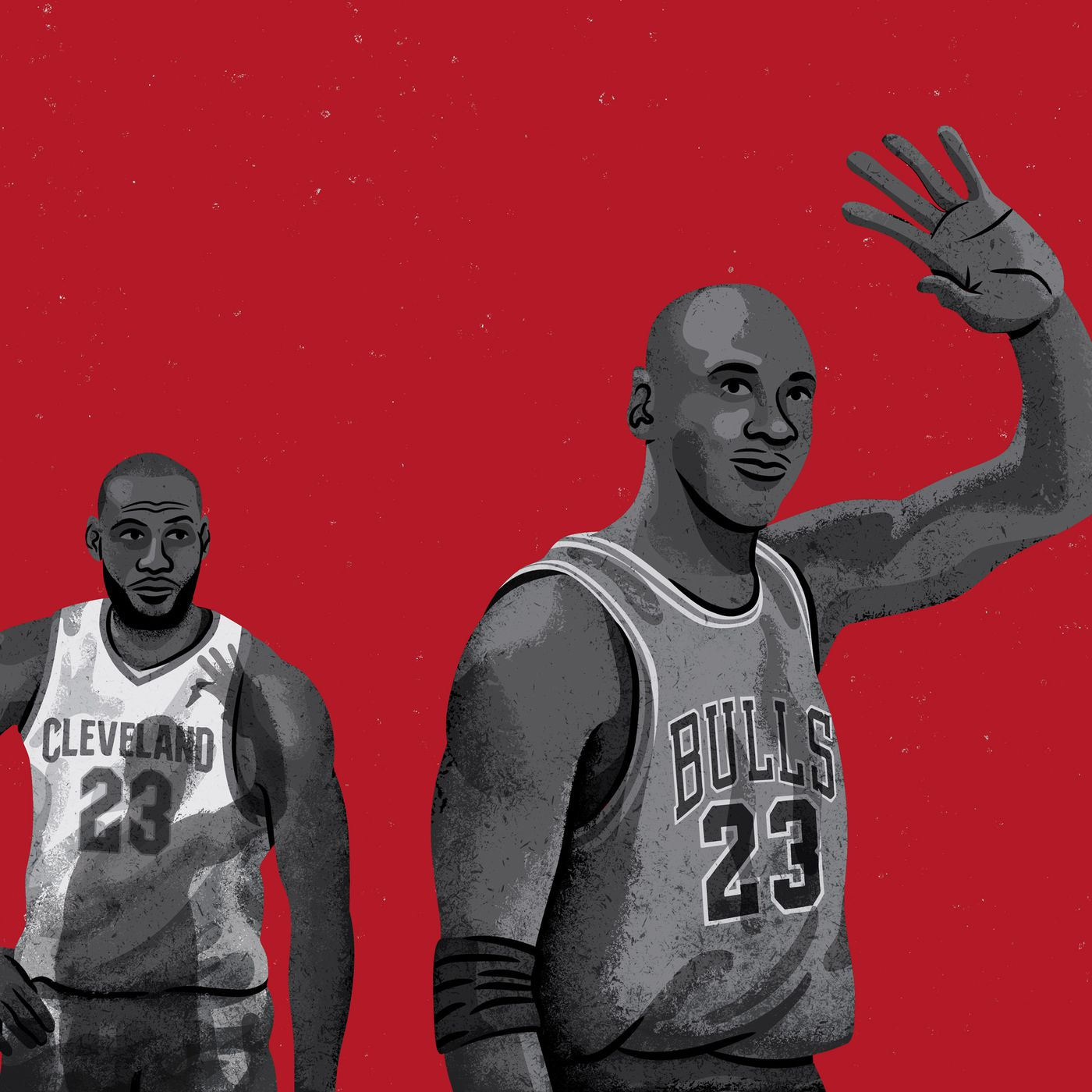 4b567f721996 How LeBron Can Finish His Fairy Tale Better Than MJ - The Ringer