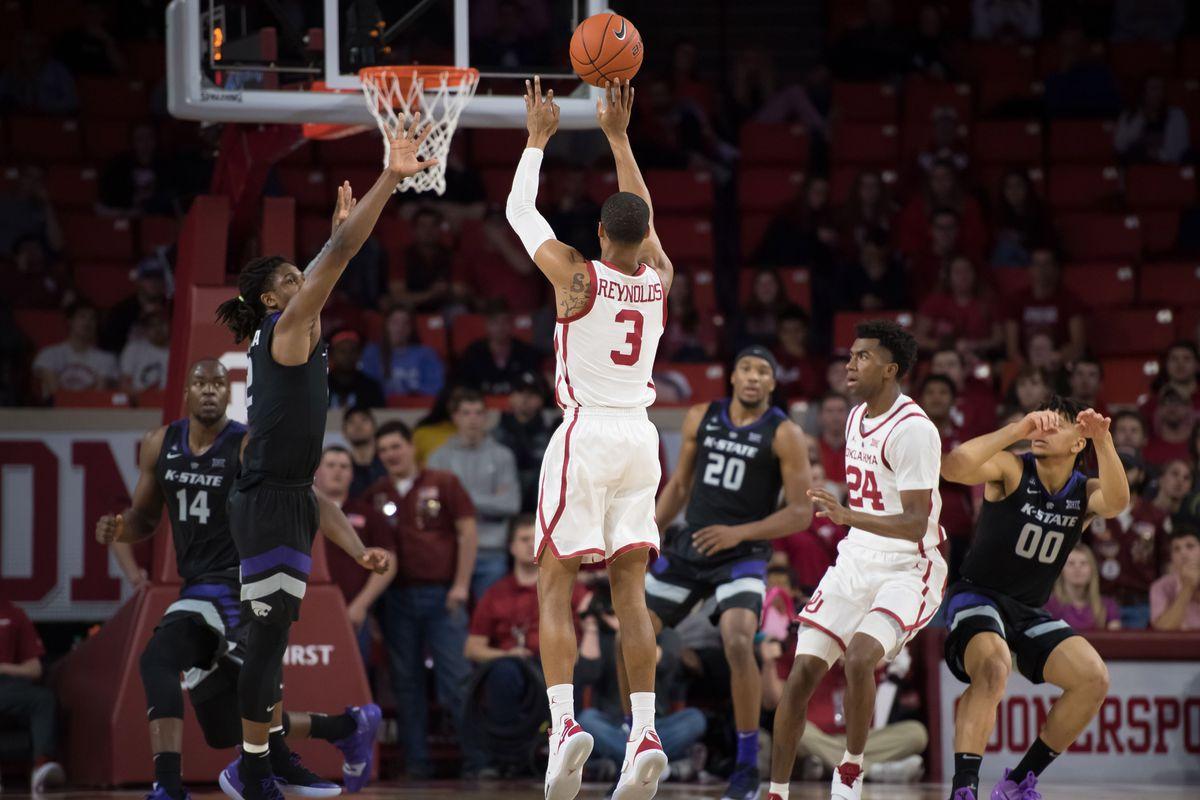 NCAA Basketball: Kansas State at Oklahoma