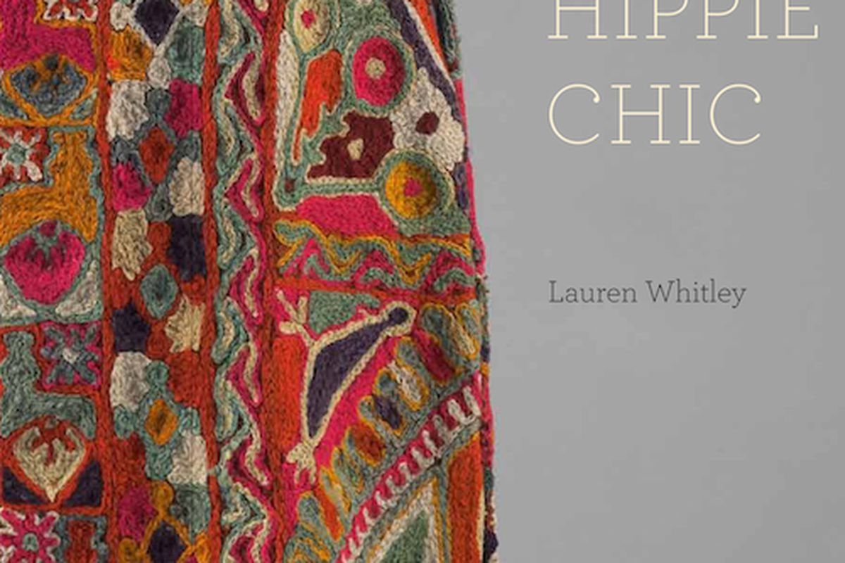"""Cover zoom of the exhibit's hardcover via <a href=""""http://www.mfa.org/collections/publications/hippie-chic#"""">MFA</a>"""
