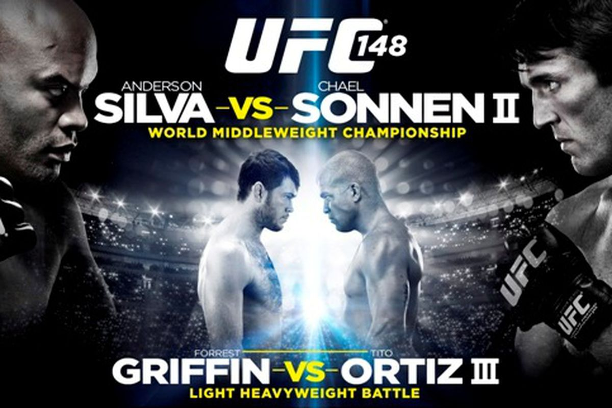 ufc 148 betting predictions for today