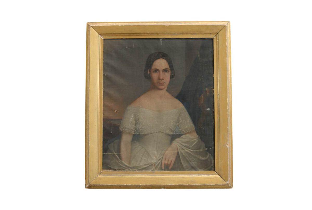 Portrait of Aunt Harriet