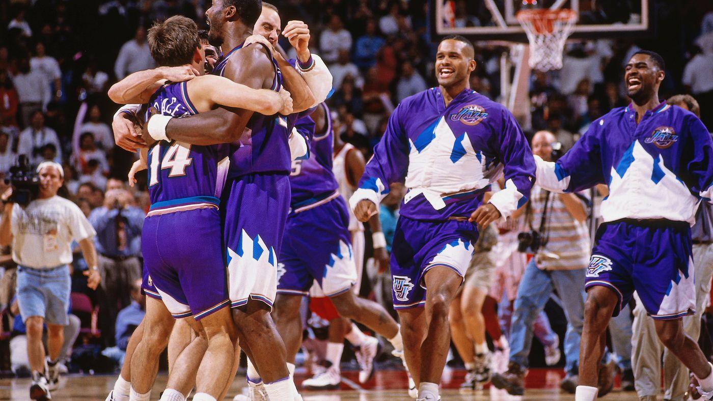 Best Nba Team To Never Win A Title You Chose The 1997 Utah Jazz Sbnation Com