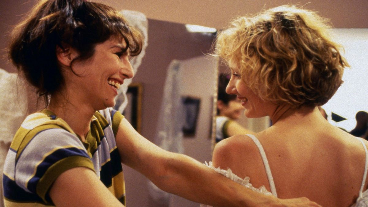 Catherine Keener and Anne Heche in Walking and Talking