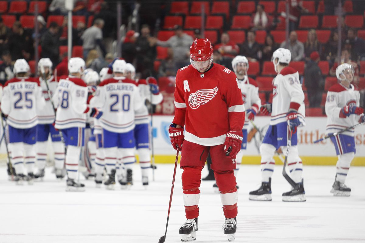 Canadiens vs. Red Wings  Game preview a0bde2df5