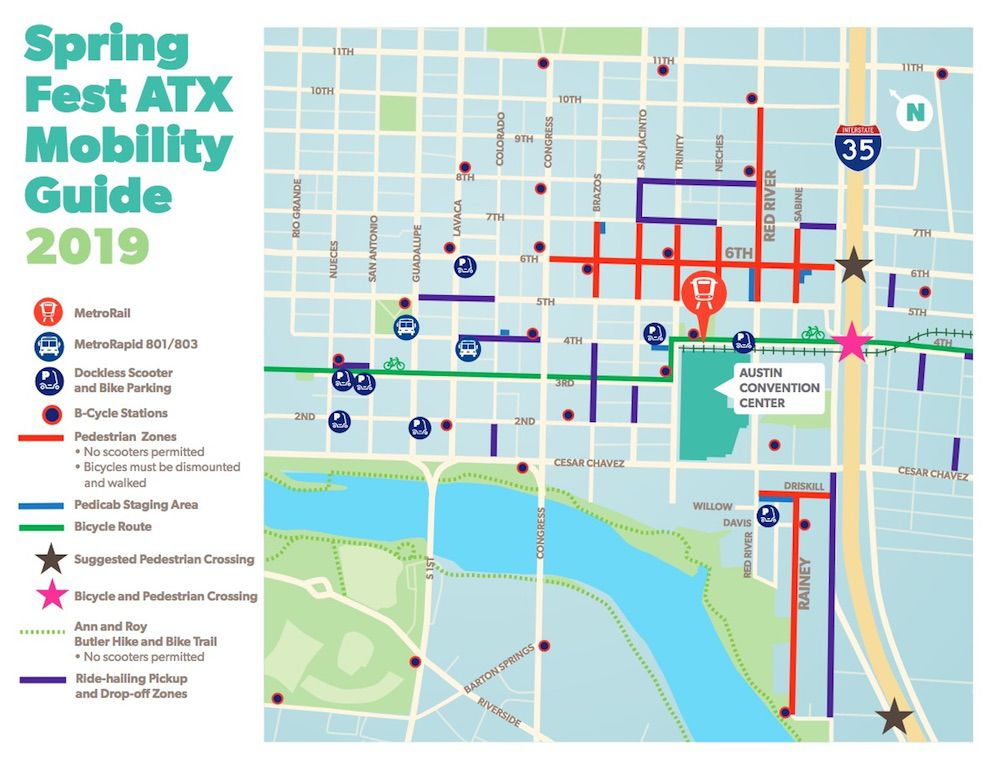SXSW 2019: How to get around Austin during the conference