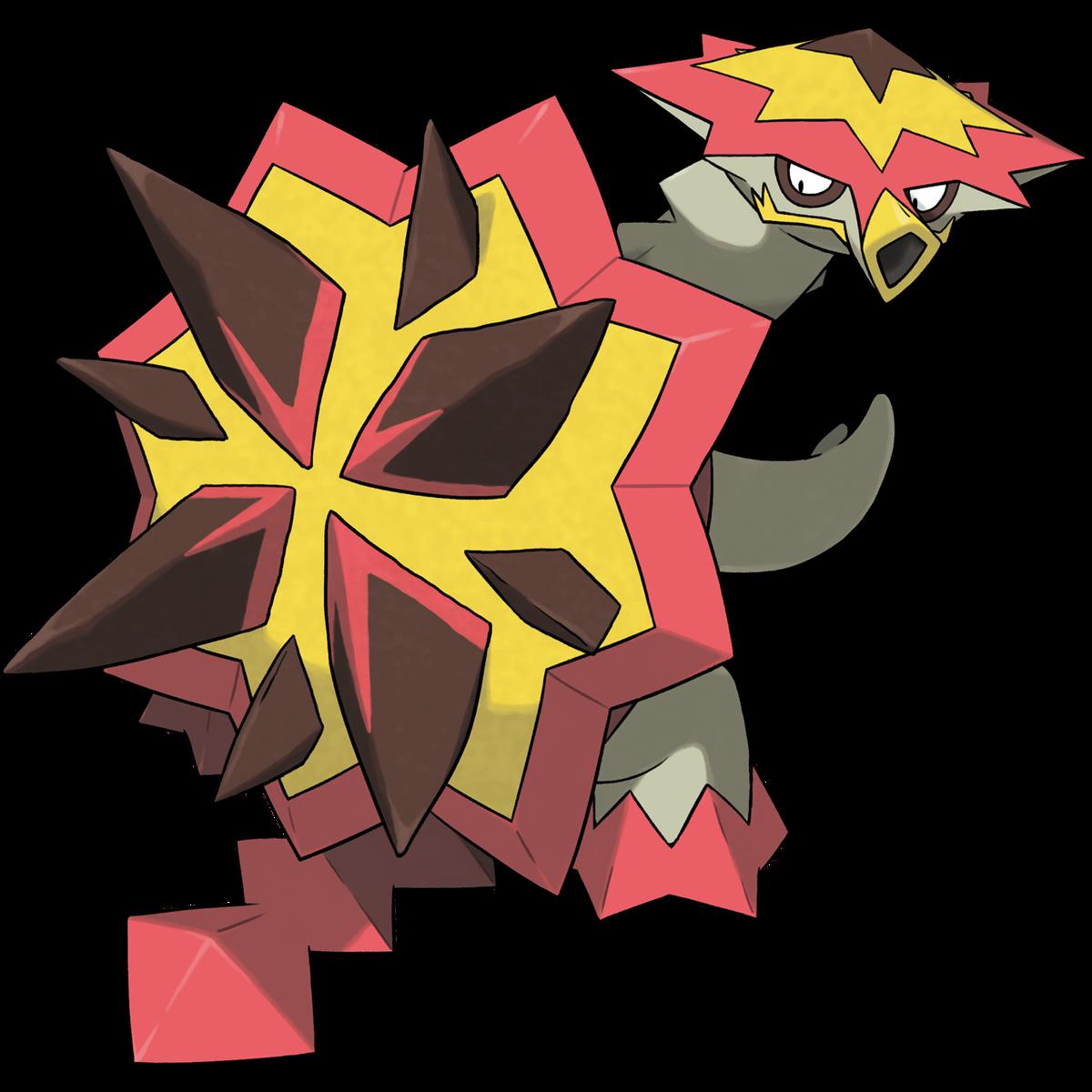 Turtonator is exclusive to Pokémon Sword
