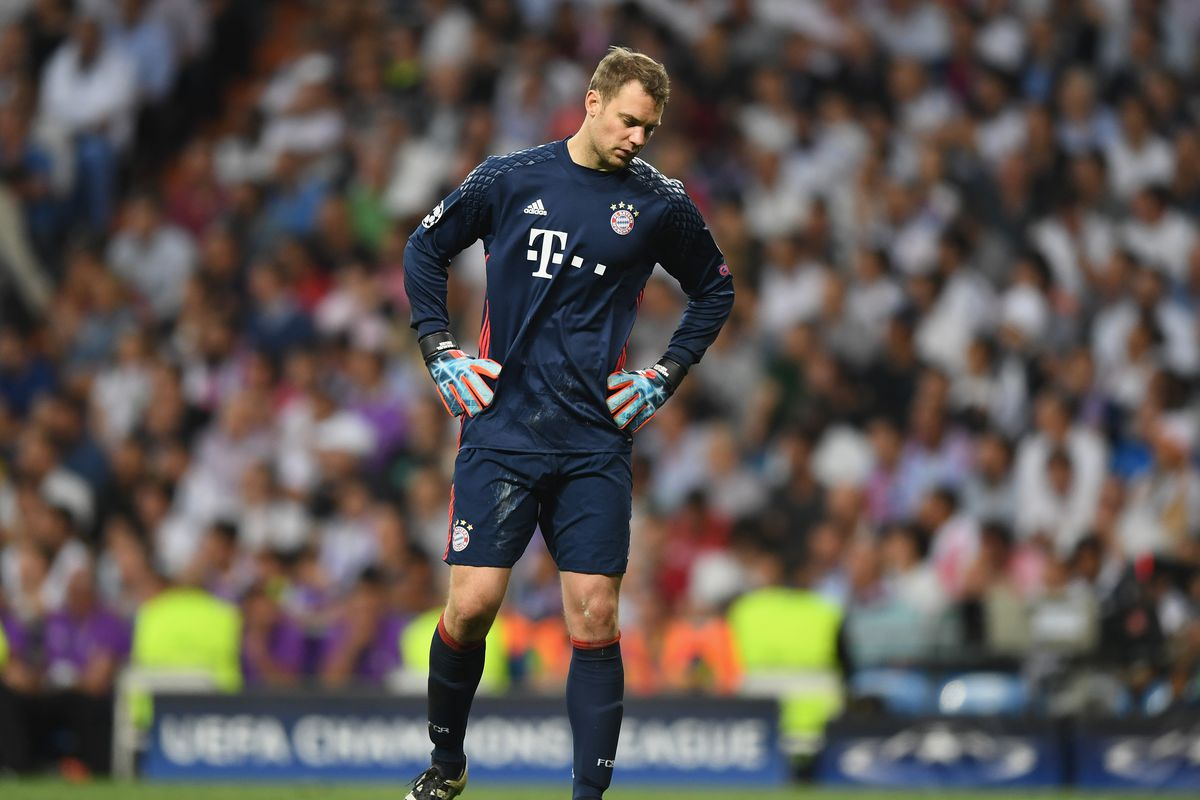Manuel Neuer not progressing as expected may miss Rückrunde start