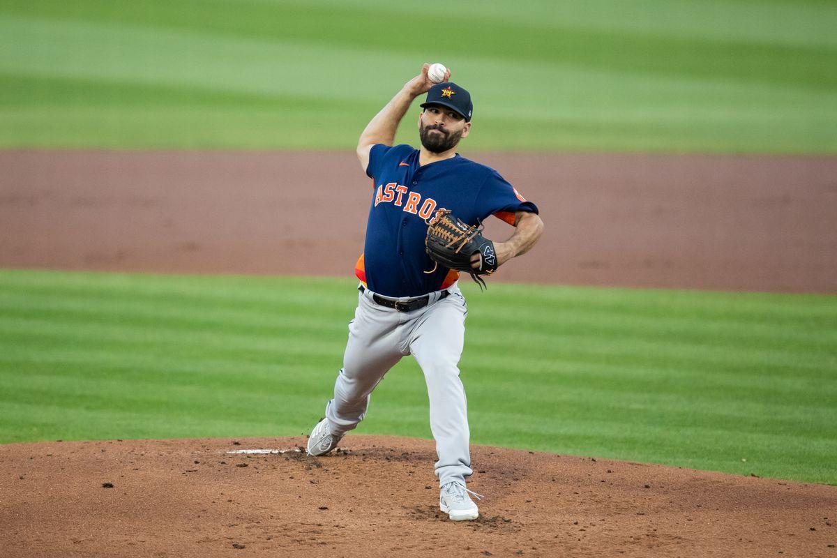 MLB: Houston Astros at Miami Marlins