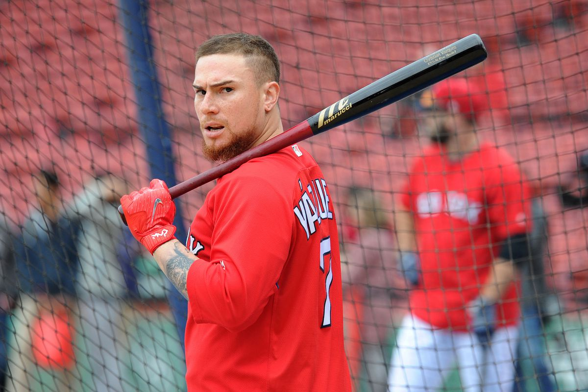 The Red Sox need more from Christian Vazquez - Over the Monster 0f153e86acd