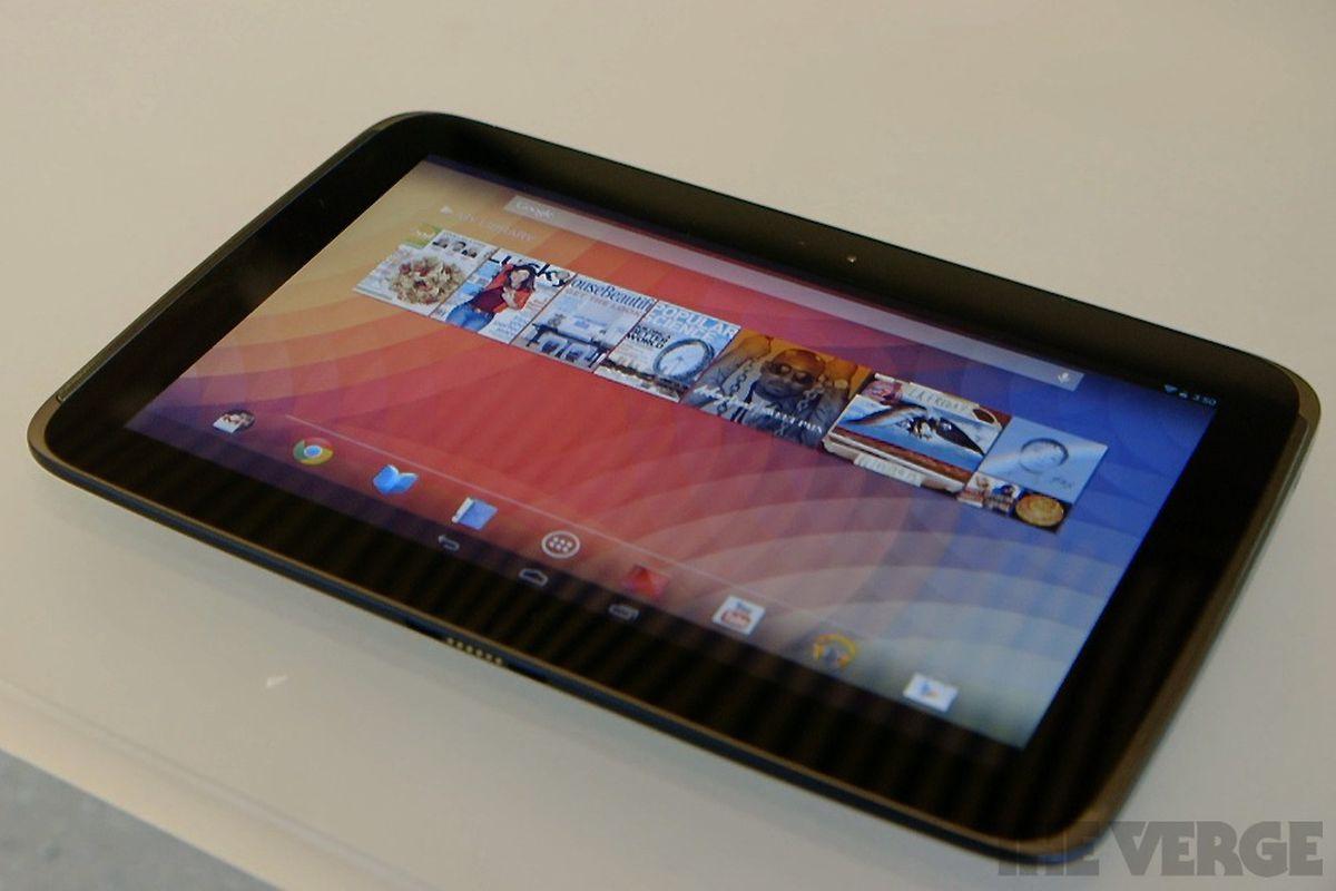 Gallery Photo: Google Nexus 10 hands-on photos