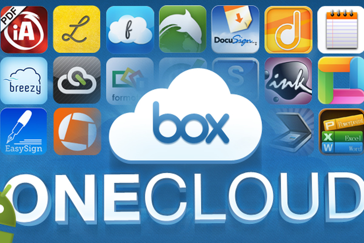 Box OneCloud productivity suite launches on Android, where inter-app