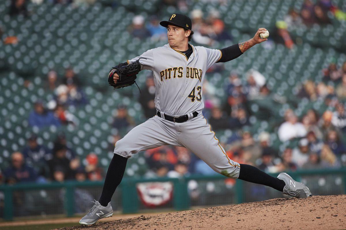 MLB: Pittsburgh Pirates at Detroit Tigers