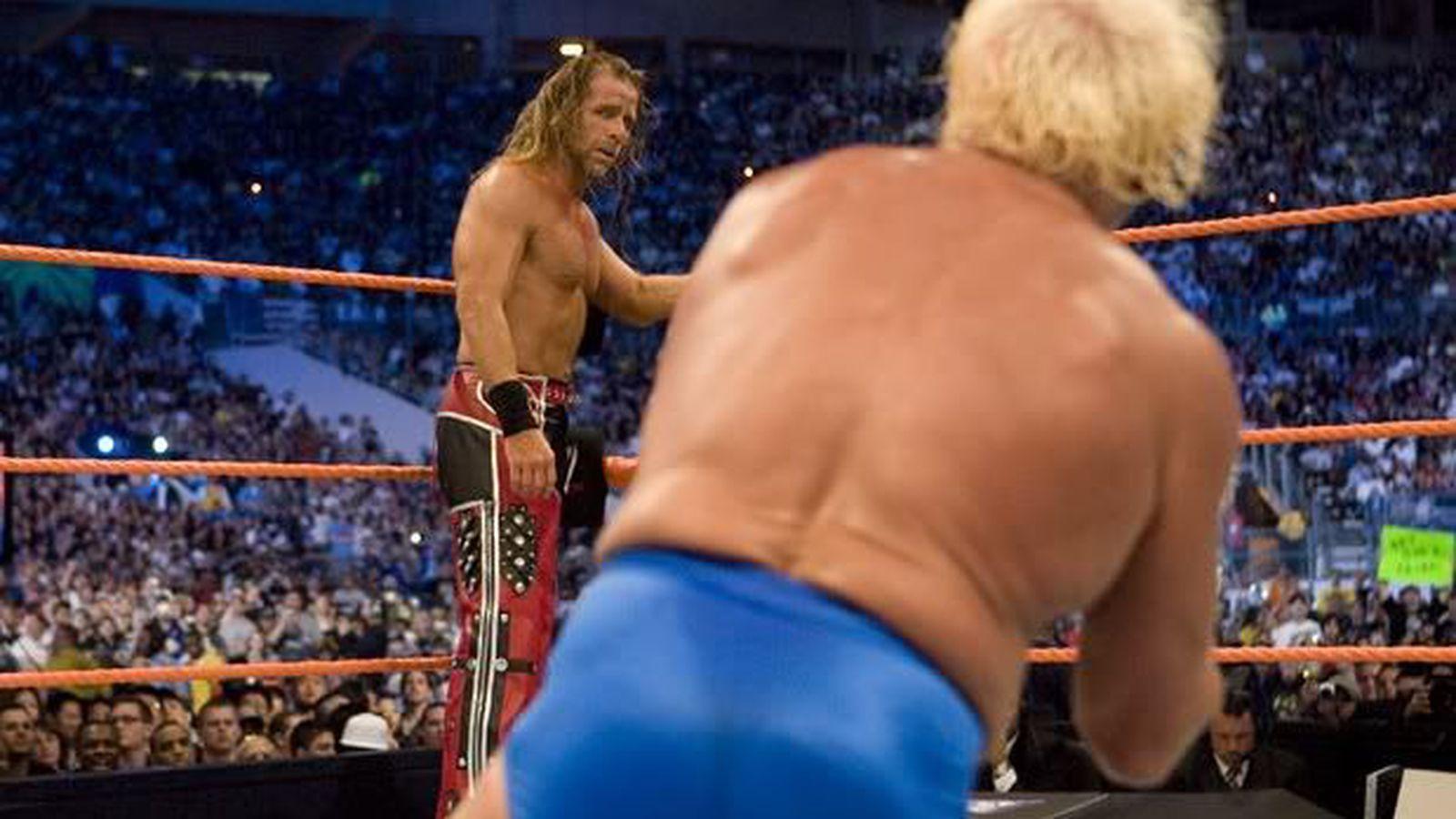 WATCH: Shawn Michaels vs. Ric Flair From WrestleMania XXIV