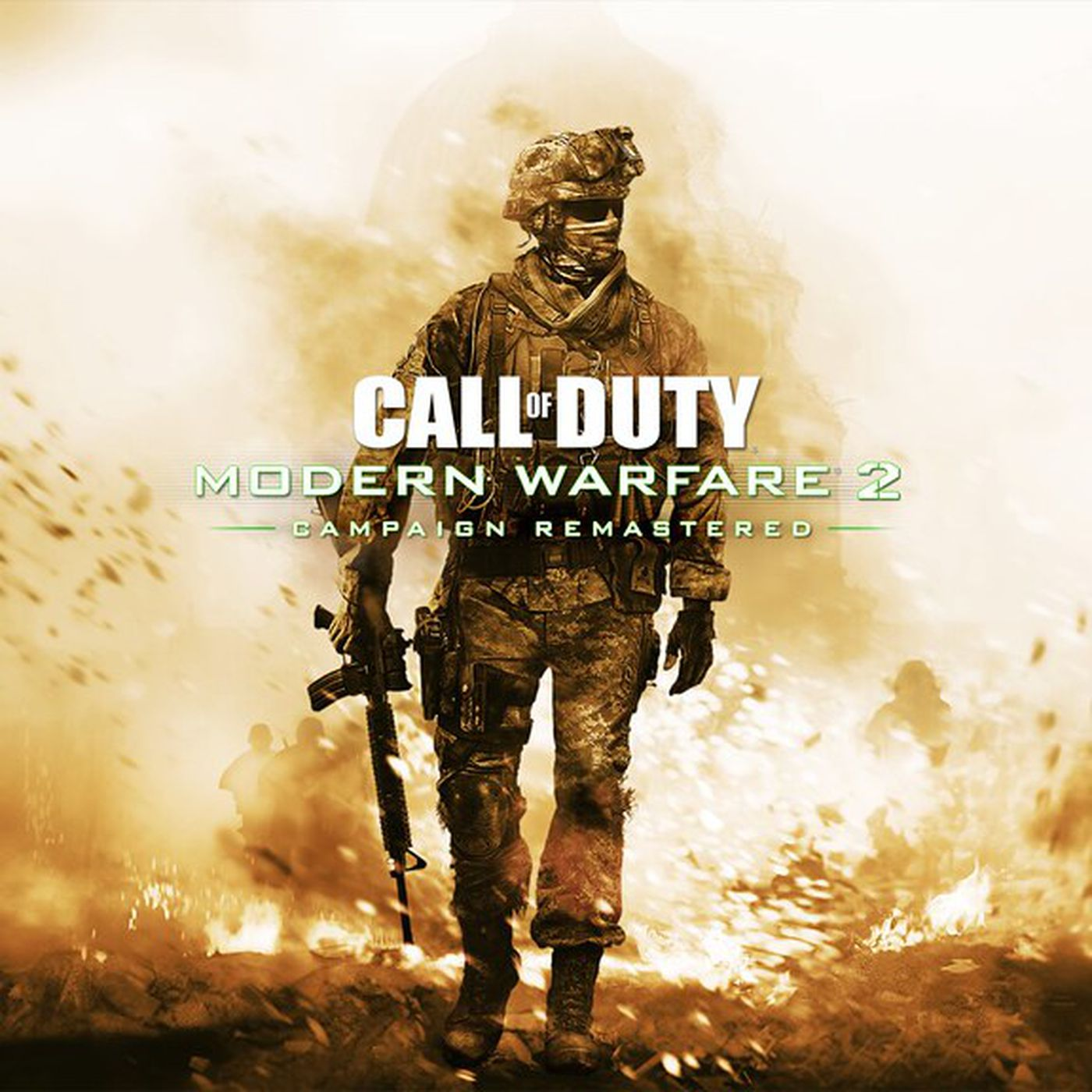Call Of Duty Modern Warfare 2 Has Been Remastered And Is Out