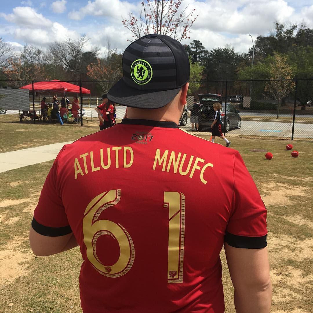 We Found The Greatest Atlanta United Customized Kit So Far Dirty