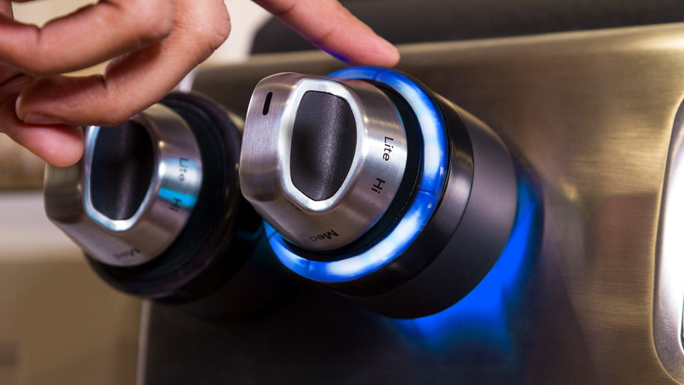 Figure out if you left the stove on with this smart stove knob - The