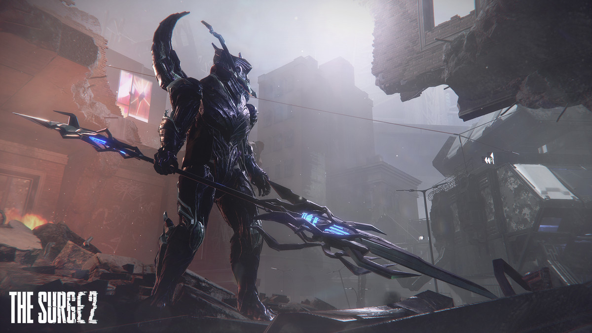 Surge 2's Great Enemy with Copy