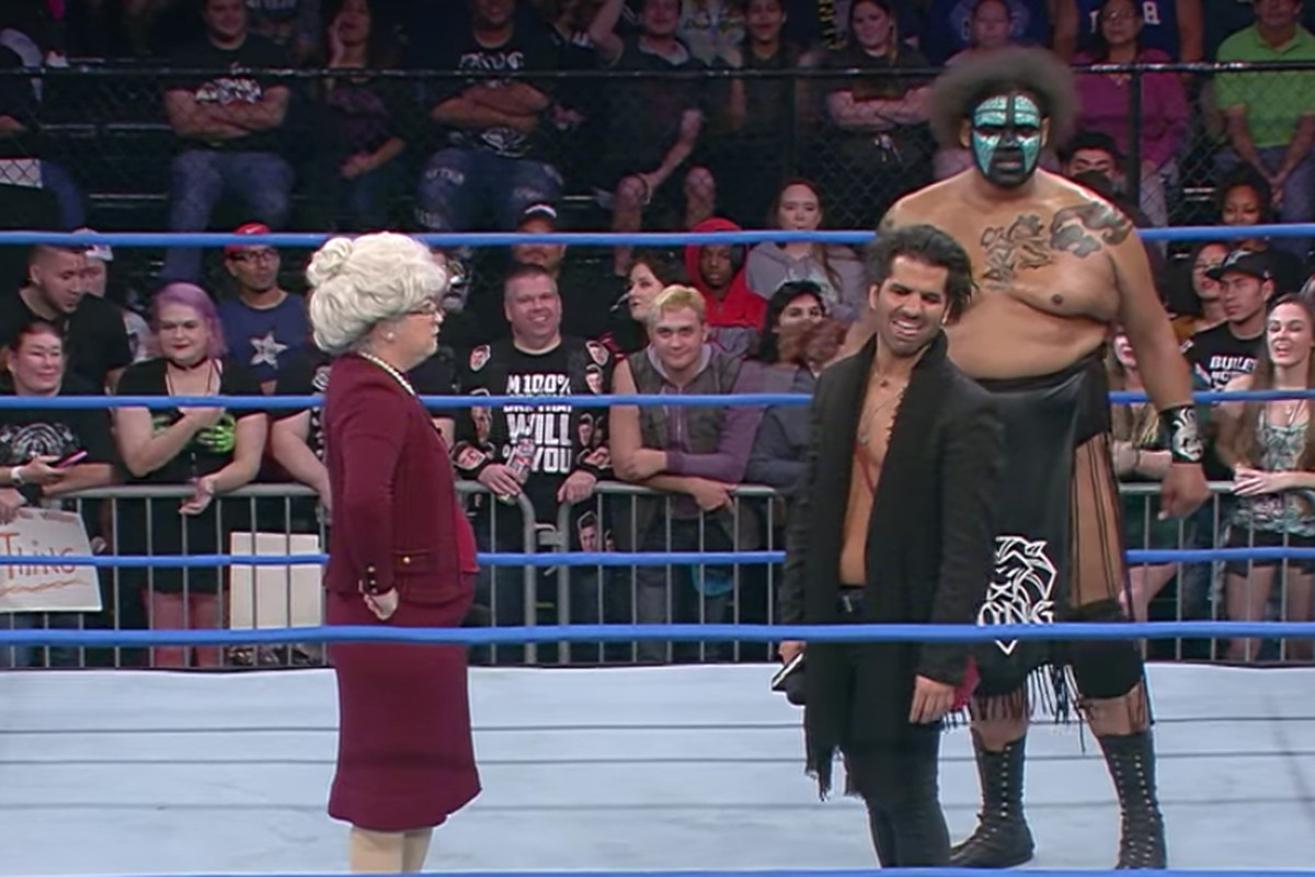 Impact's viewership slumps this week - Cageside Seats