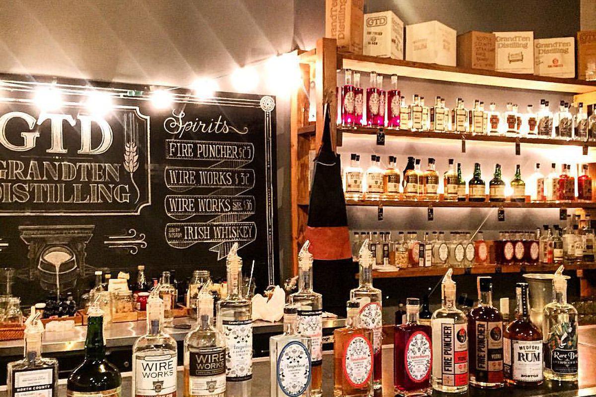 GrandTen Distilling