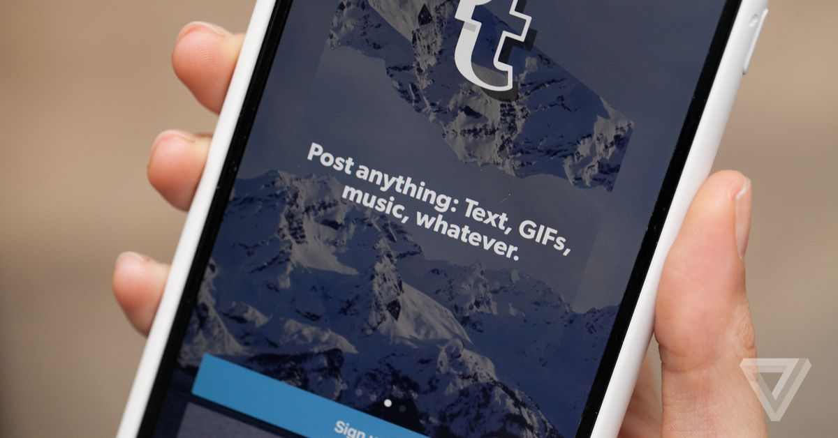 Tumblr Was Removed From Apples App Store Over Child Pornography