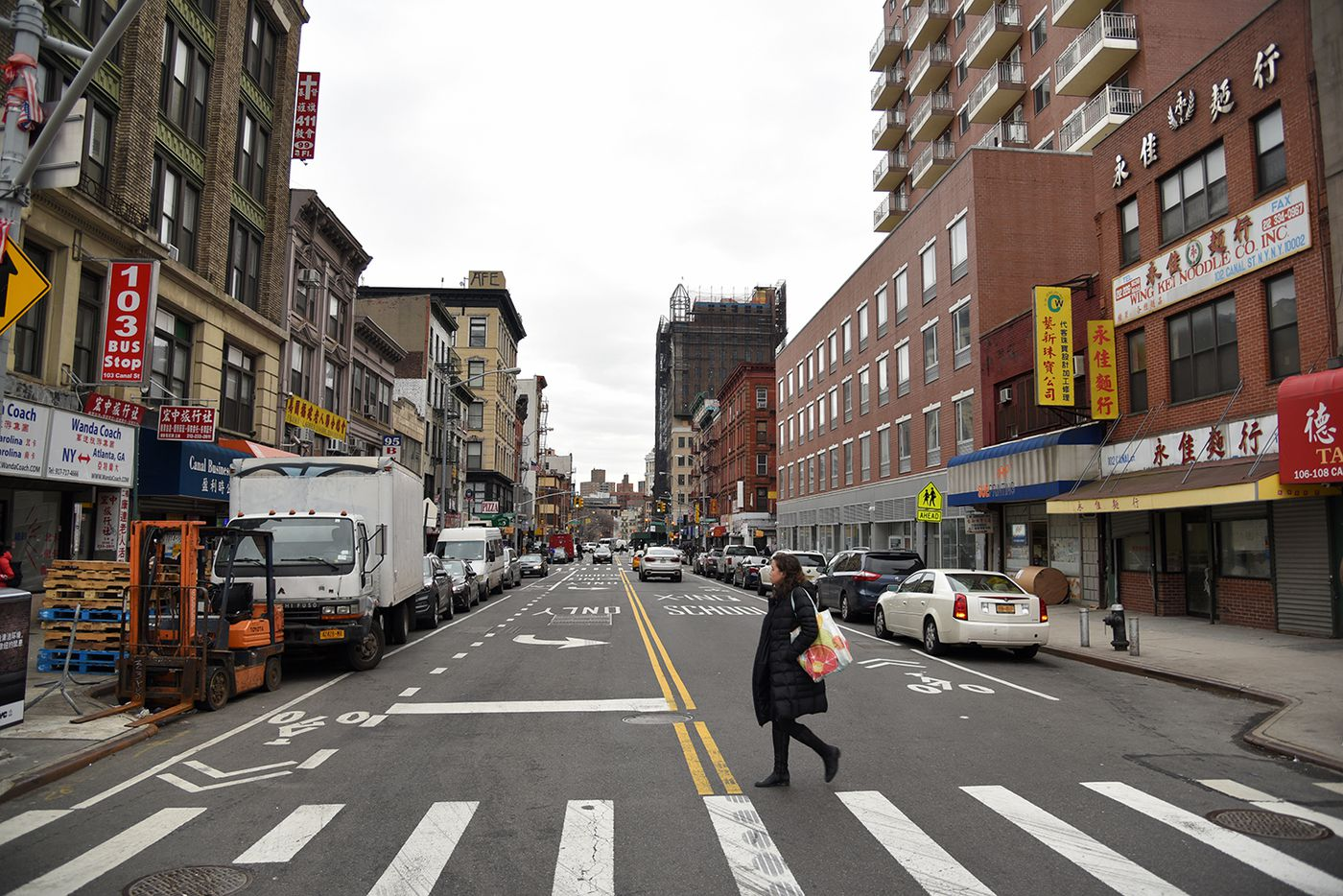 Canal Street: a survey of the Manhattan street's changing
