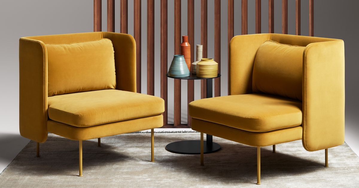 Velvet Furniture And Decor To Shop Now Curbed