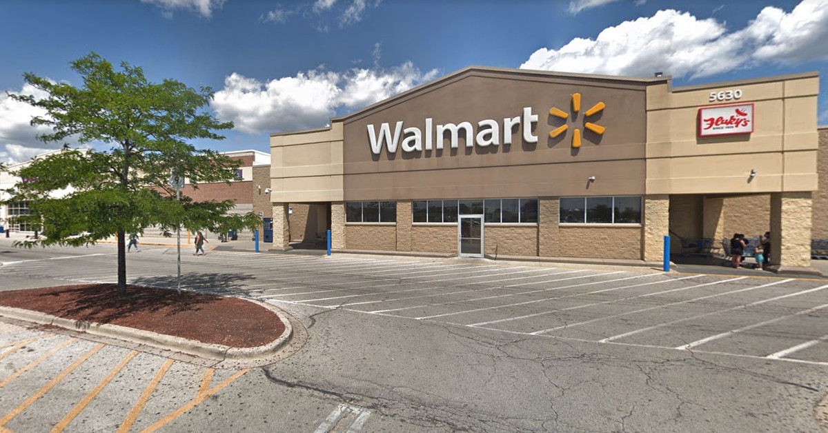 Ridgewood H.S. threat suspect charged with robbing Niles Walmart