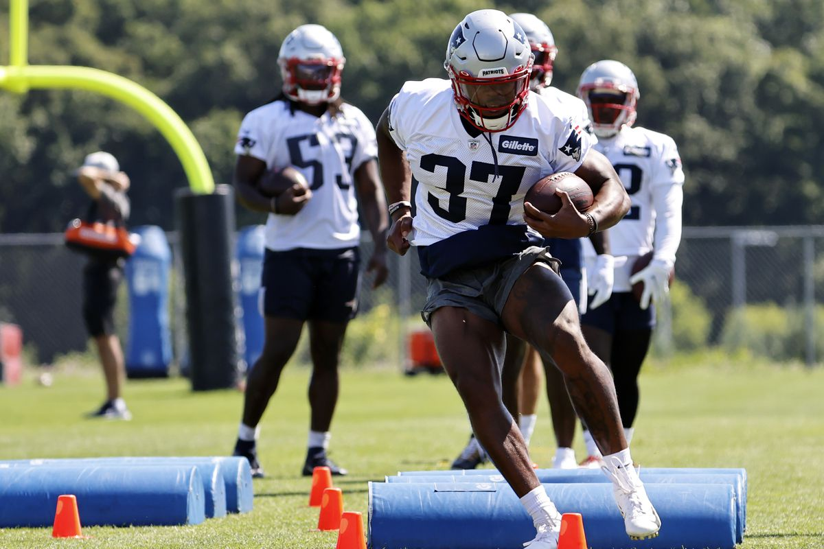 NFL: JUL 31 New England Patriots Training Camp