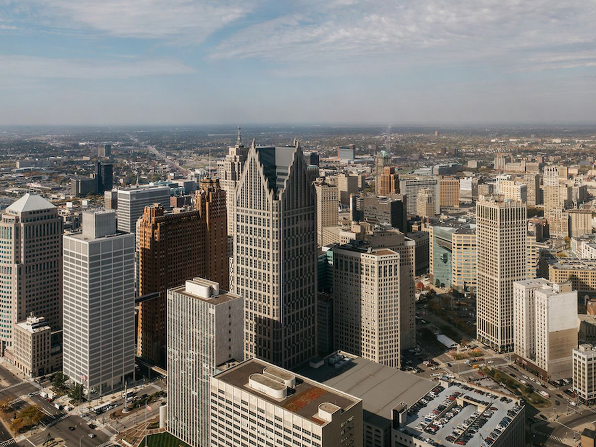 Best Hotels Downtown Detroit