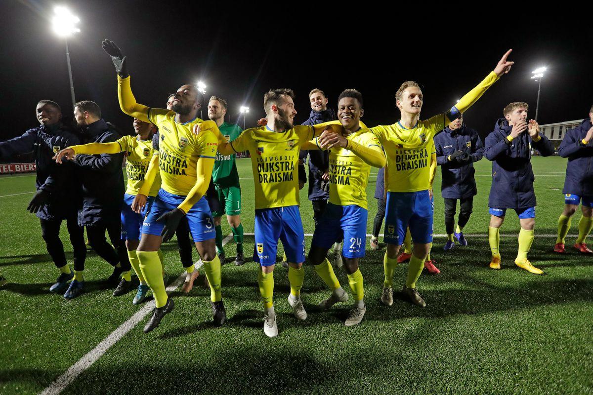 AZ Alkmaar U23 v SC Cambuur - Dutch Keuken Kampioen Divisie