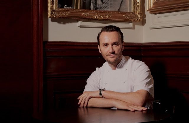 Jason Atherton, who has closed two London restaurants in one week