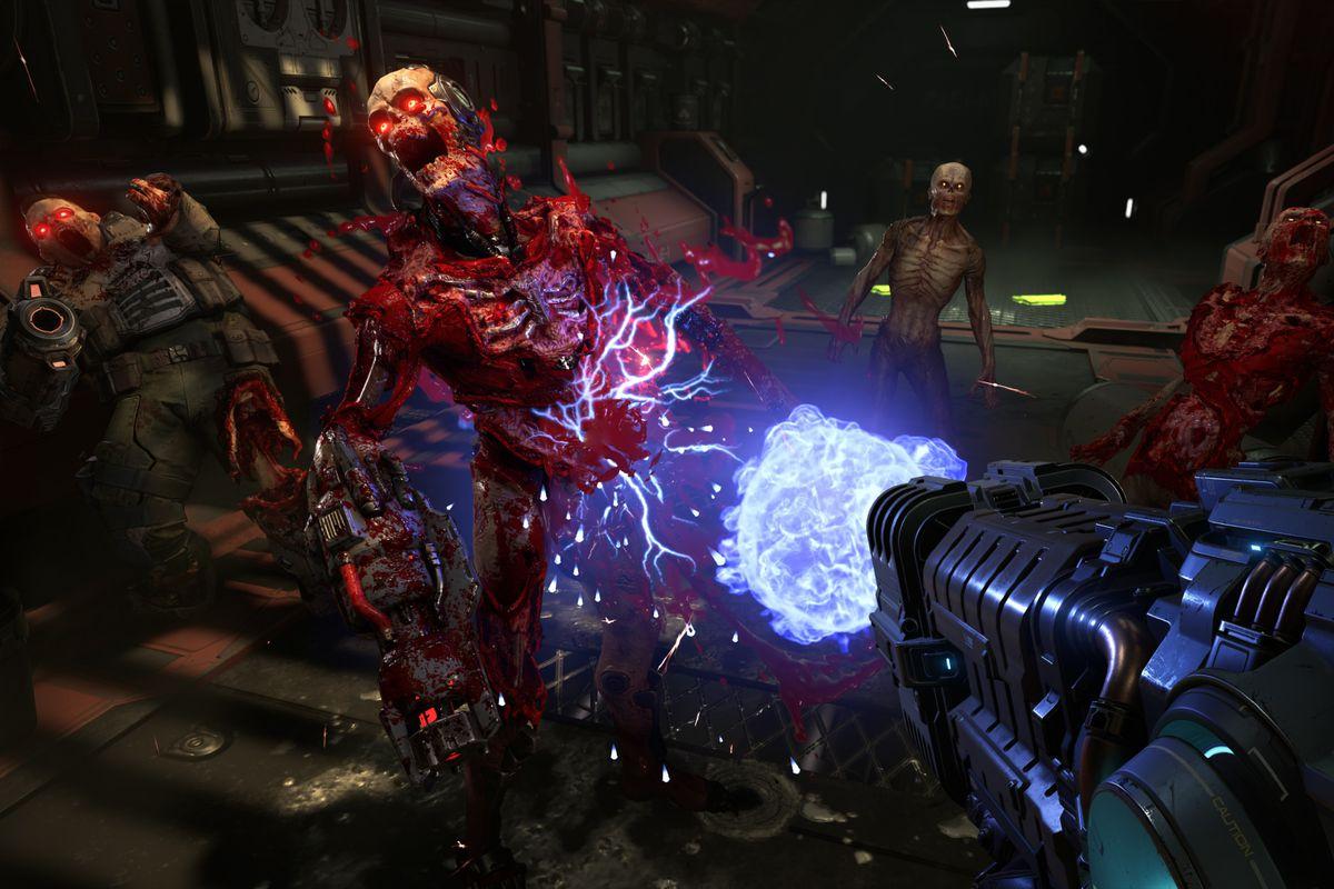Doom Eternal - Destructible Demons