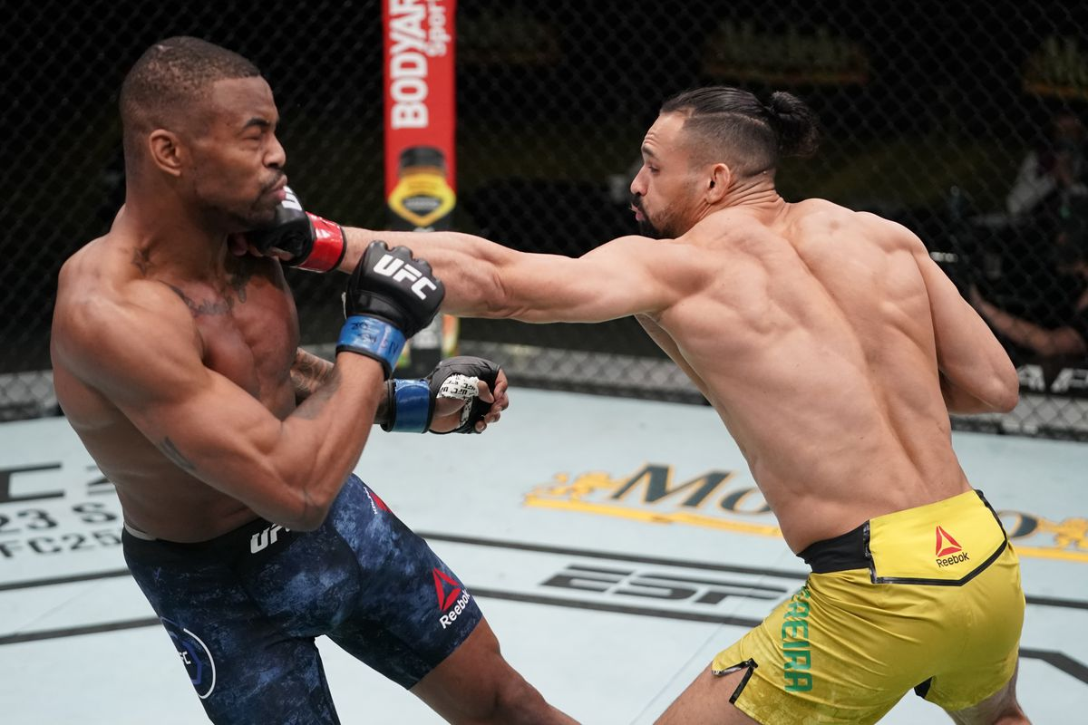 Ufc Vegas 17 Results Michel Pereira Ditches Crazy Antics To Win Technical Battle Against Khaos Williams Mma Fighting