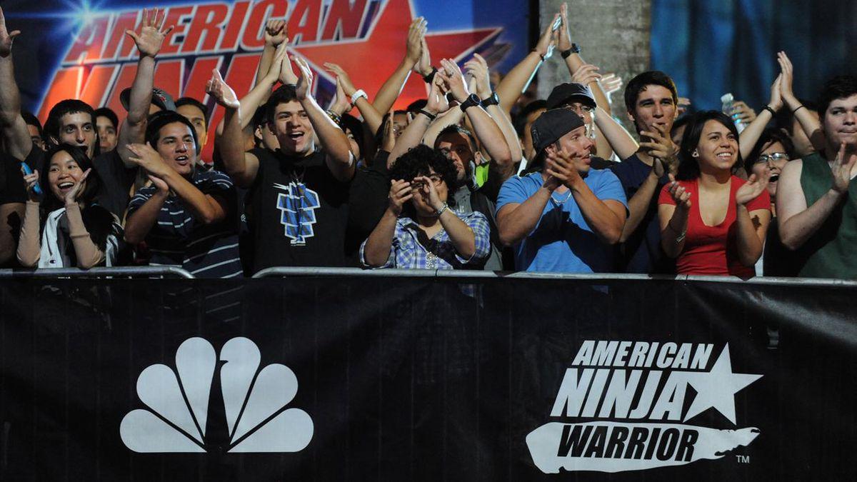 1e5640a9edc The evolution of American Ninja Warrior  Seasons 1-4 - American ...