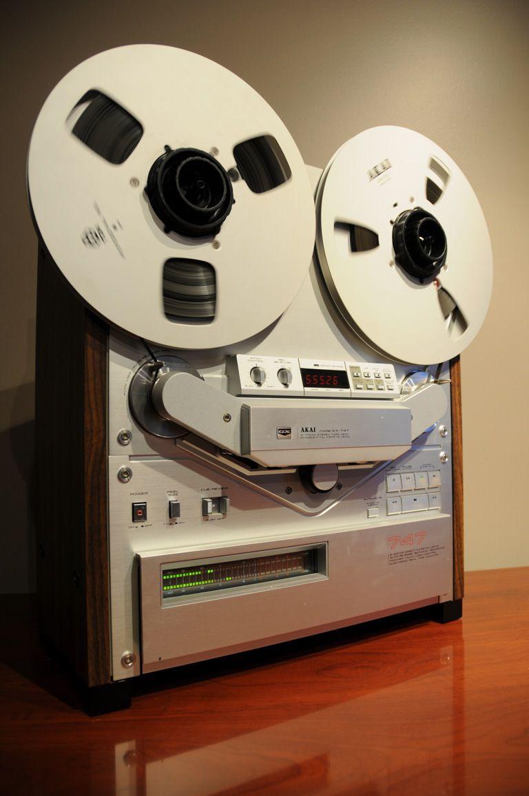 Reel To Reel Tape Is The New Vinyl The Verge