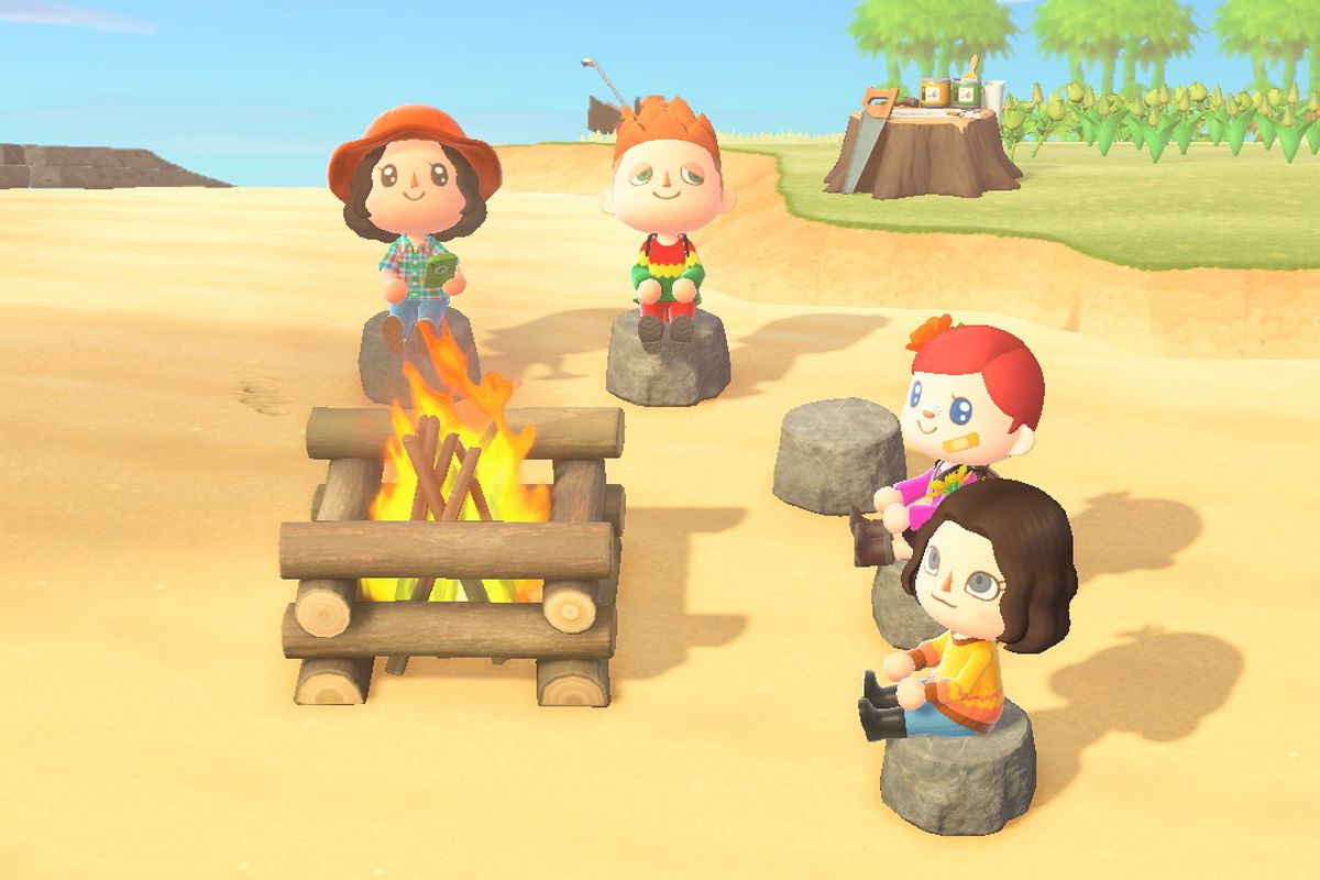 Animal Crossing New Horizons How To Chat With Nooklink App Polygon