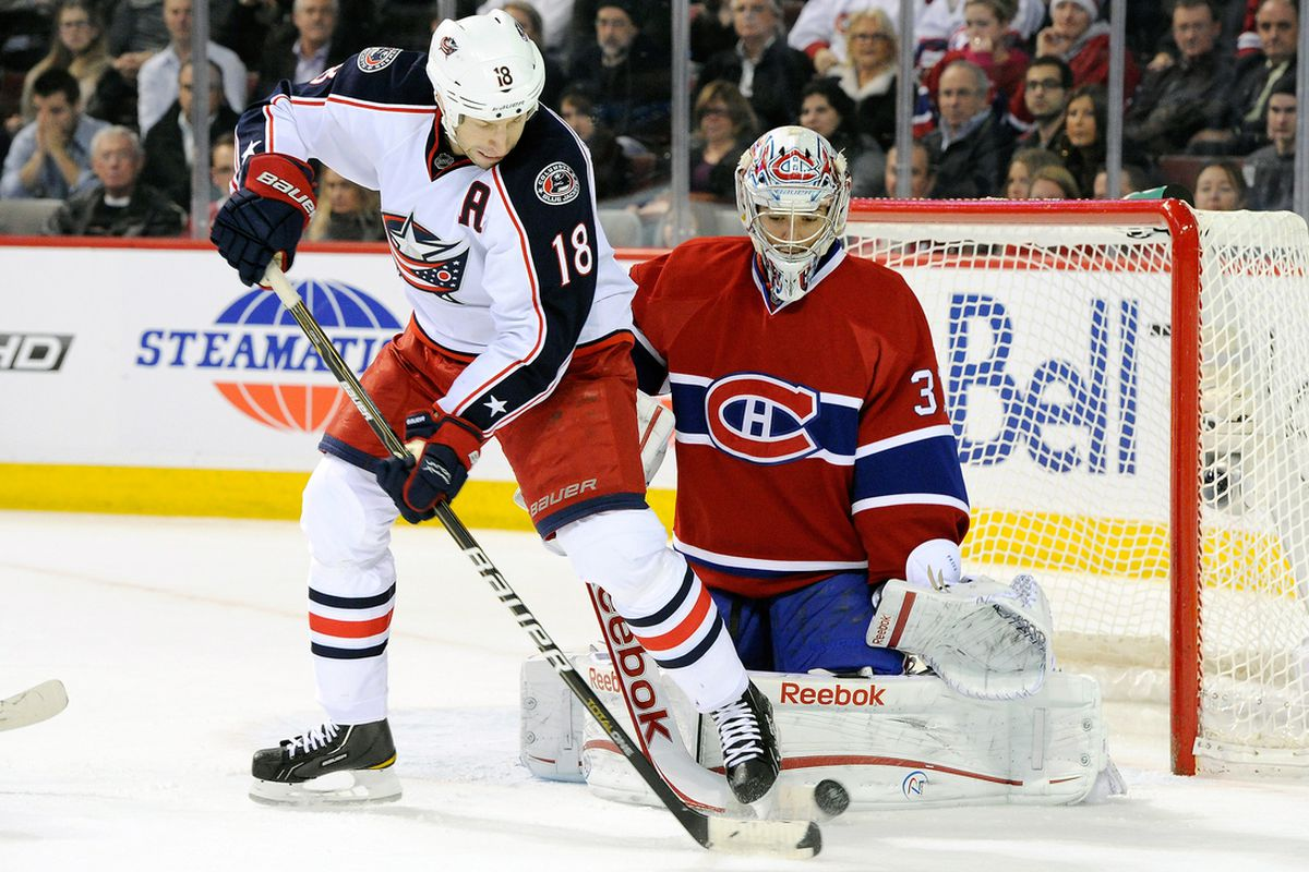 Canadiens Vs Blue Jackets - Game Preview - Eyes On The Prize