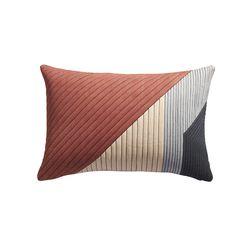 Pata print pillow, $39.95
