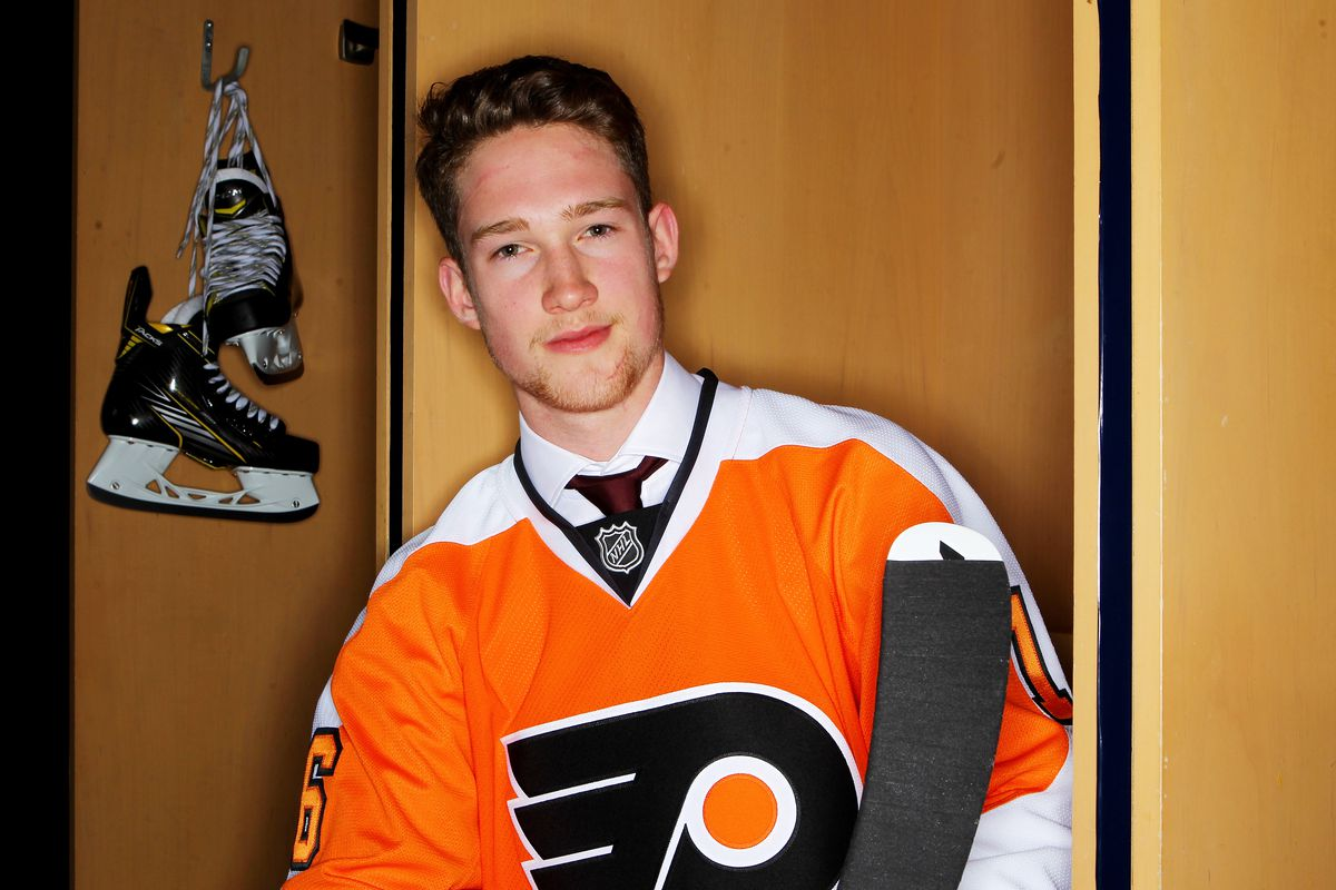 Flyers activate Pascal Laberge from IR, loan to Lehigh Valley Phantoms