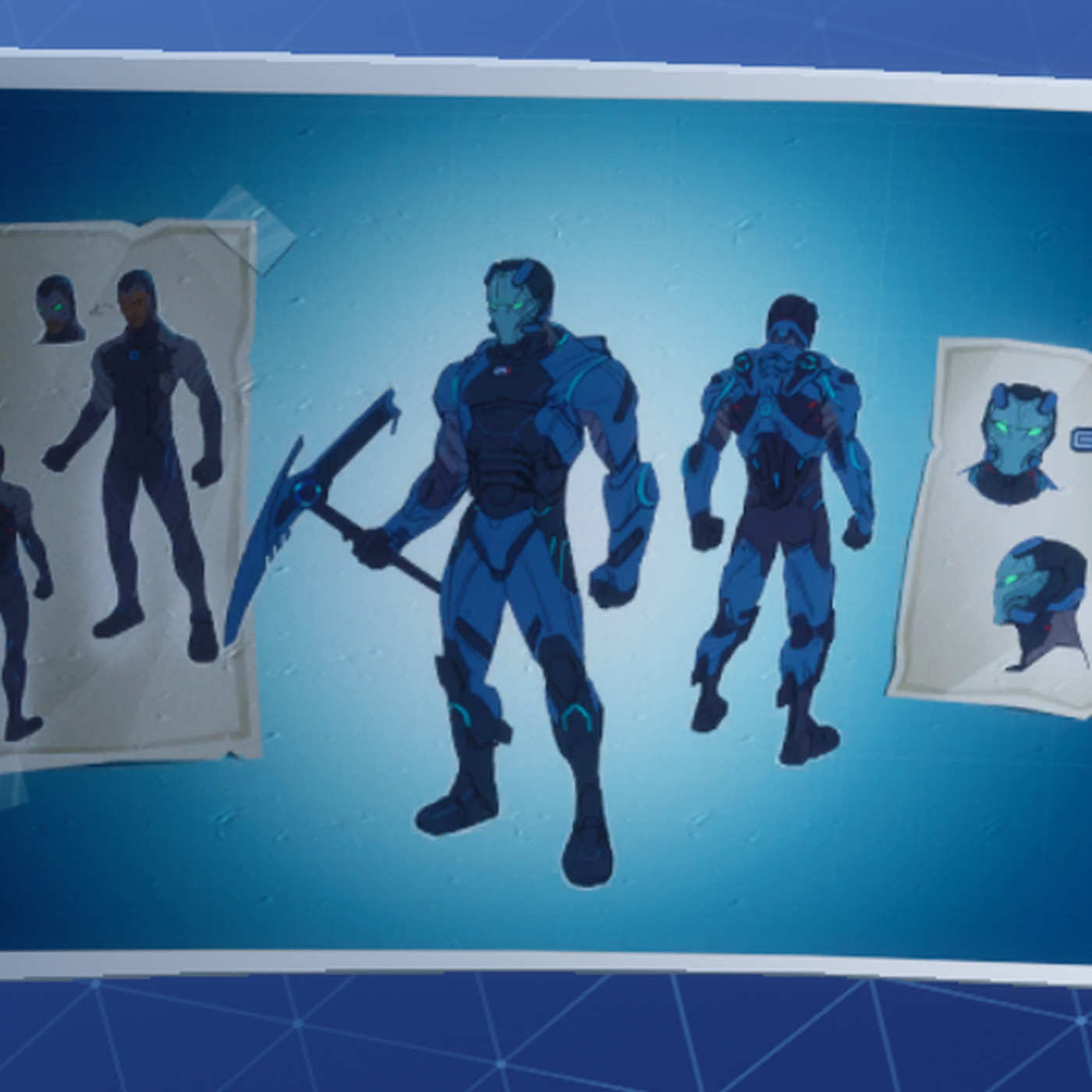 Fortnite Season 4 Battle Pass New Skins Cosmetics And More Polygon