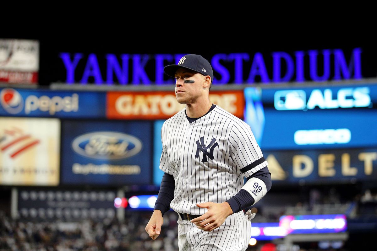 New York Yankees news: Potential for an Aaron Judge extension