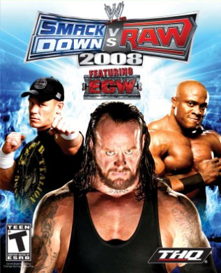 history of wwe games