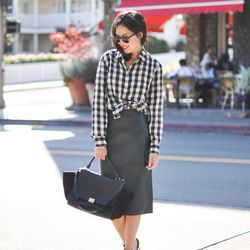 """<b>Anh Sundstrom, <a href=""""http://9to5chic.com"""">9 to 5 Chic</a></b> <br> Anh Sundstrom may be the most stylish mom in San Francisco. A travel-and-tourism industry insider by day, Anh's blog showcases her flawless, 24-hour style. Because a working mom do"""