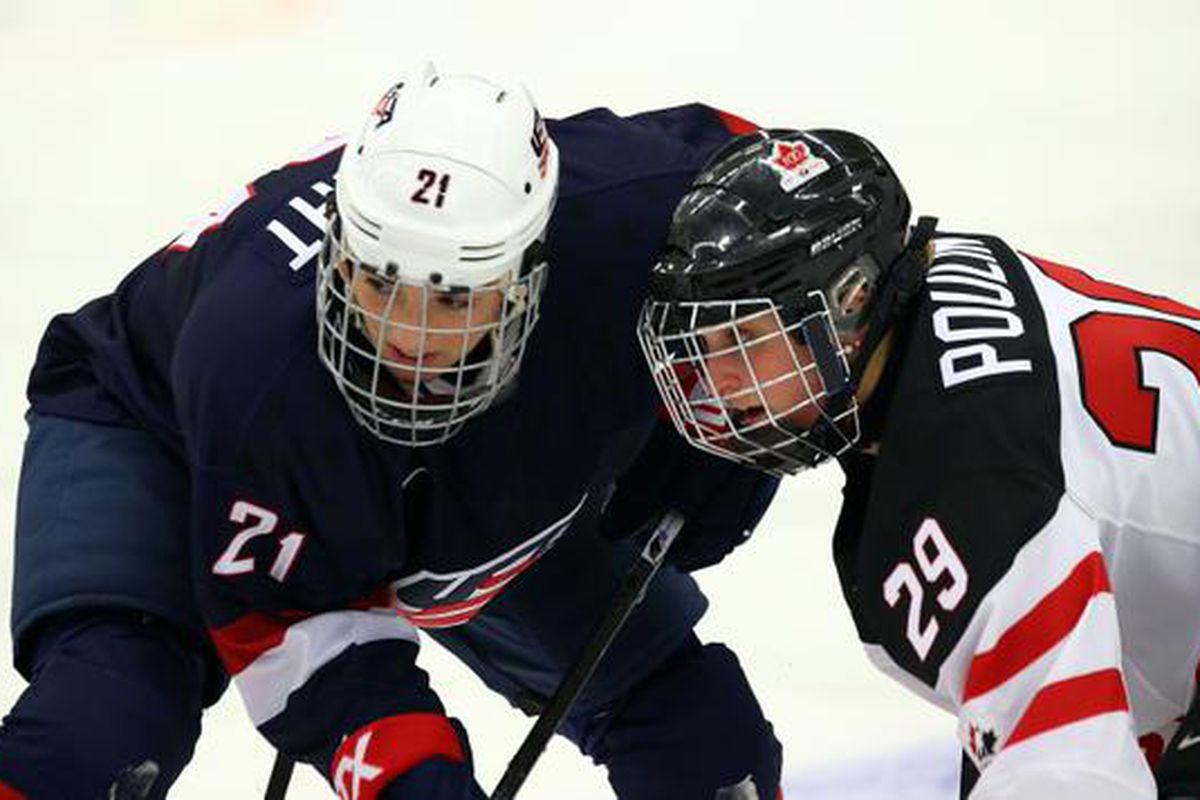 Photo courtesy of Hockey Canada