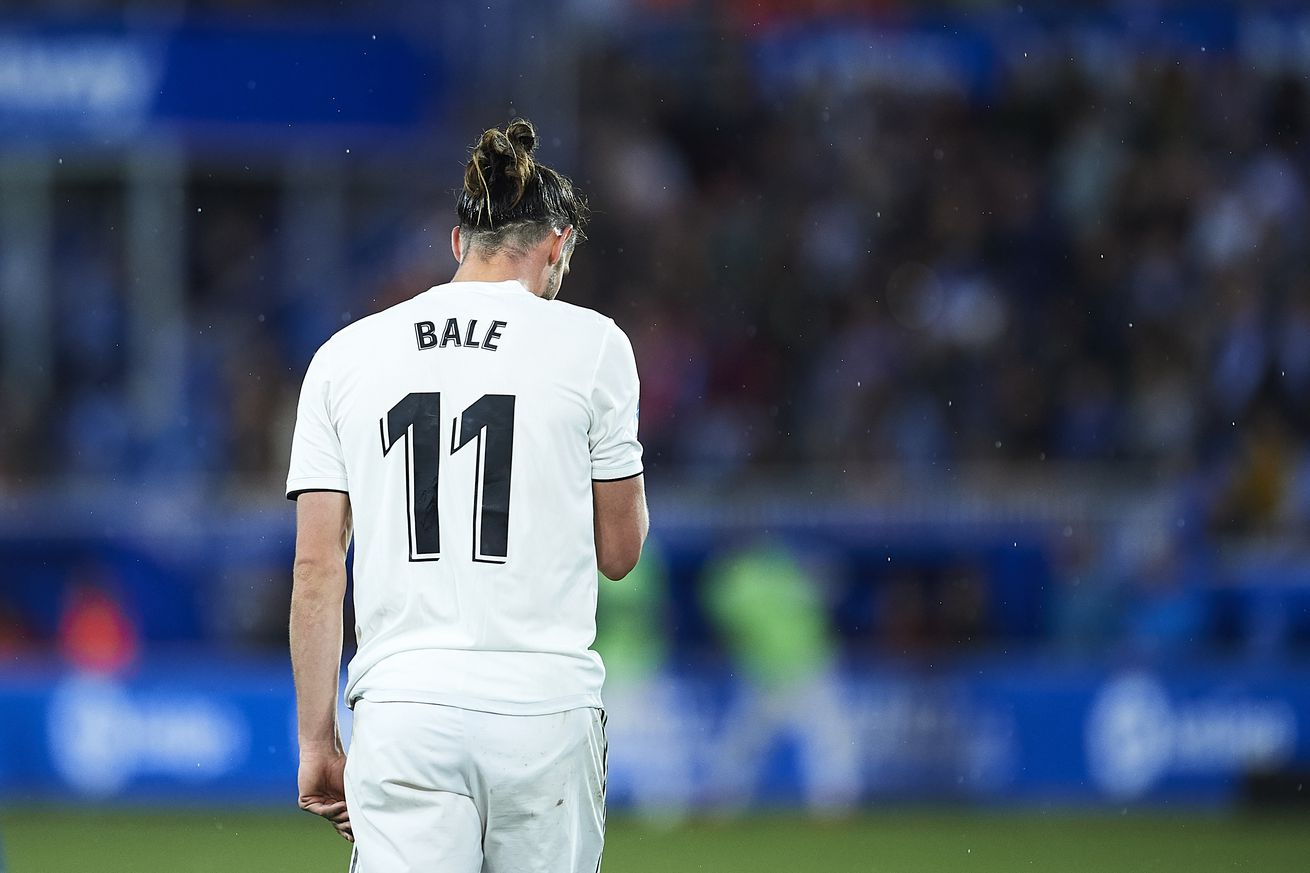 Bale training by himself, ?can?t wait to get back on the pitch?