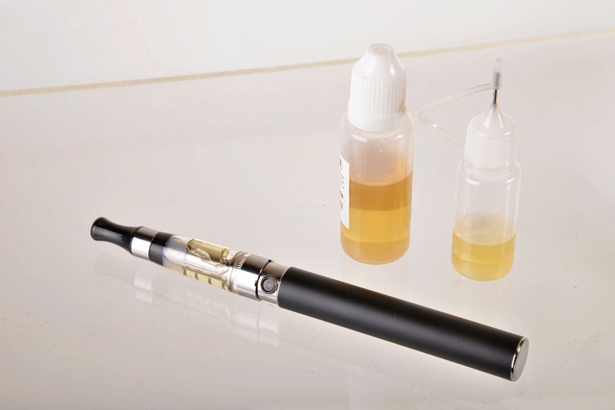 Accidental poisonings from e-cig liquid becoming more common - The ...