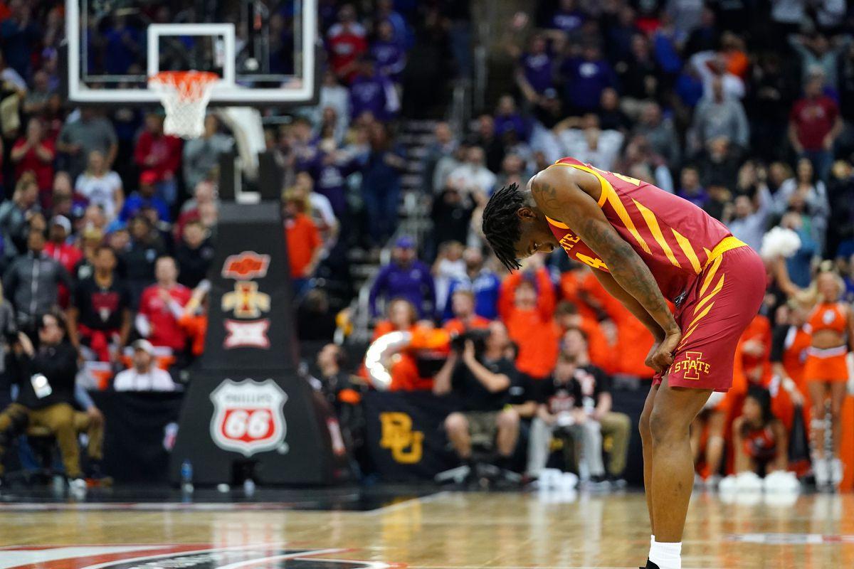 NCAA Basketball: Big 12 Tournament-Iowa State vs Oklahoma State
