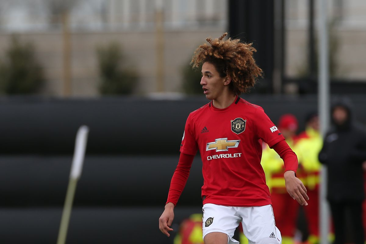 Starting Xi A Manchester United U23 Update The Busby Babe